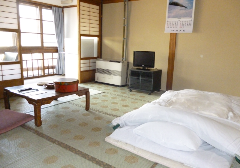 福山荘室内写真