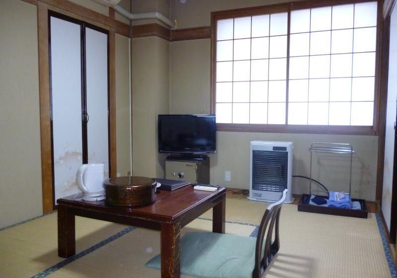 平澤屋室内写真