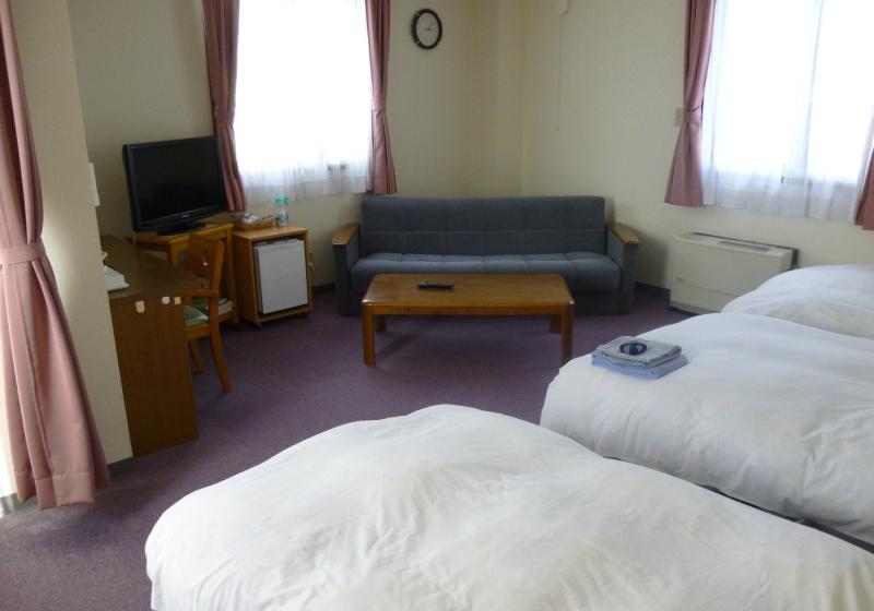 ホテル鍋城室内写真